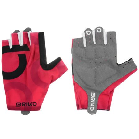 Briko Guanti bike ULTRALIGHT GLOVE Fuchsia Bright Rose