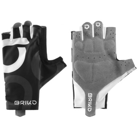 Briko Guanti bike ULTRALIGHT GLOVE nero – bianco