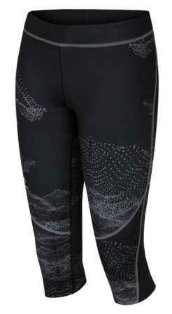 HANNAH leggings trekking donna Relay nero -2020