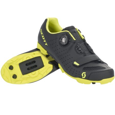 Scott scarpe bike MTB COMP BOA® nero matt-giallo 2021