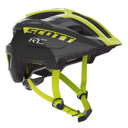 Scott Casco bike bambino SPUNTO JUNIOR PLUS nero-giallo 2020