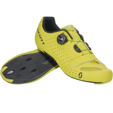 Scott scarpe bike ROAD COMP BOA® giallo – 2020