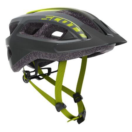 Scott Casco bike SUPRA grigio-giallo 2020