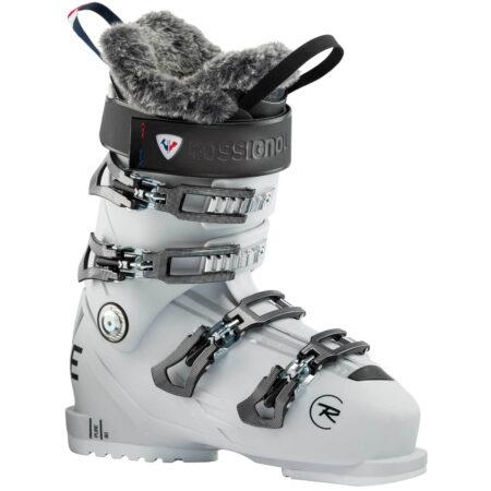 Rossignol scarponi sci donna PURE 80 W white grey – 2021