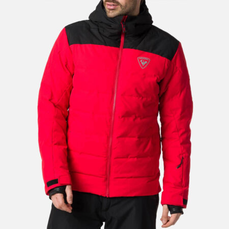 Rossignol Giacca sci uomo RAPIDE sports red – 2021