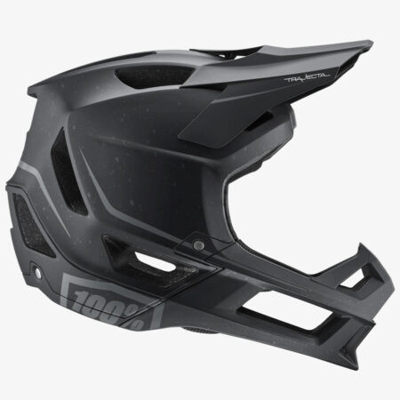 100% helmet bike Trajecta black – 2021