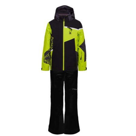 Spyder ski set junior Boys Challenger Guard Side Zip Pant – 2021