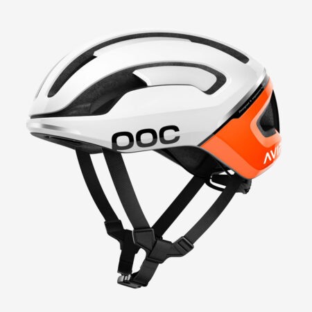 POC bike helmet OMNE AIR SPIN Zink Orange – 2021