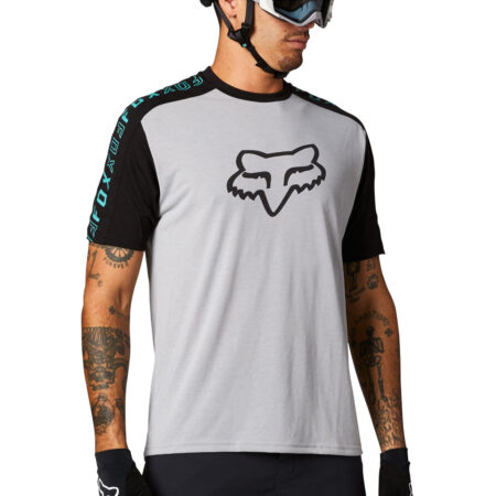 FOX maglia bike Ranger Drirelease Steel Grey – 2021