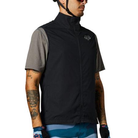 FOX Ranger Wind Vest black – 2021