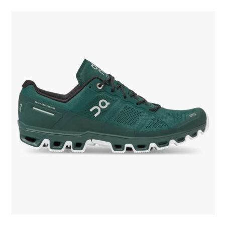 ON Cloudventure evergreen white scarpe uomo trail running – 2021
