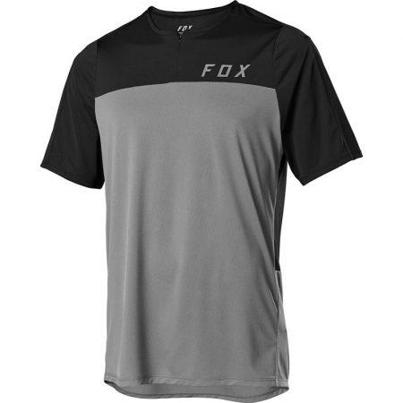 FOX Maglia bike con cerniera FLEXAIR – 2021