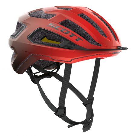 SCOTT casco bike ARX PLUS fiery red