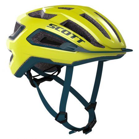 SCOTT casco bike ARX radium yellow