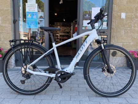 Bici city-Ebike front SCOTT SUB SPORT ERIDE 10 MEN – 2021