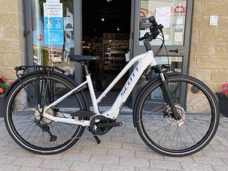 Bici city-Ebike front SCOTT SUB SPORT ERIDE 10 LADY – 2021
