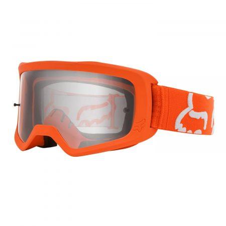 FOX maschera bike Main Race orange