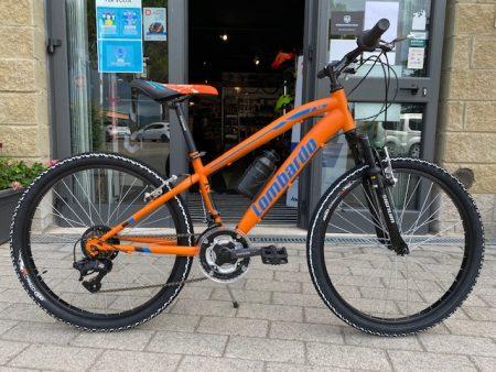 Bici mtb junior LOMBARDO TROPEA 24 arancione – 2021