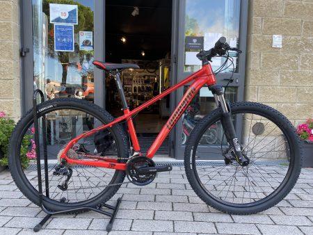 Bici mtb front LOMBARDO SESTRIERE 350 rosso- 2022
